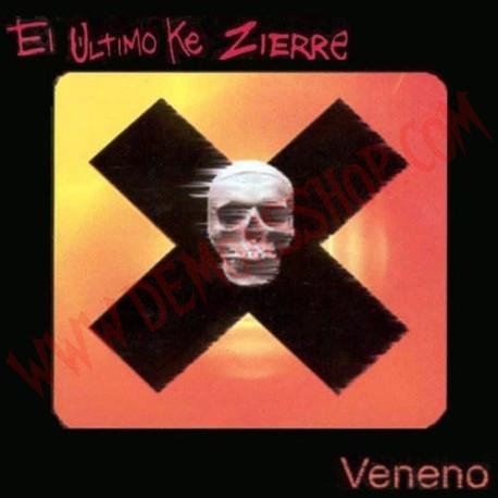 CD El Ultimo Ke Zierre - veneno