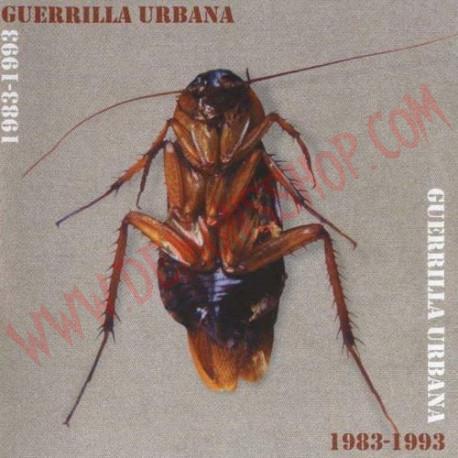 CD Guerrilla Urbana - 1983-1993