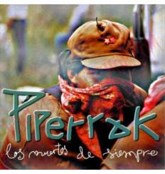 CD Piperrak - los muertos de siempre