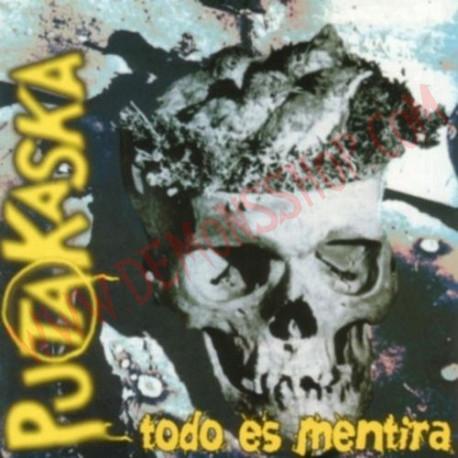 CD Putakaska - todo es mentira