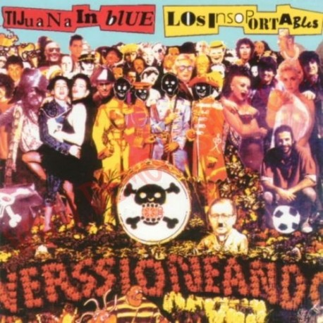 CD Tijuana & Los Insoportables