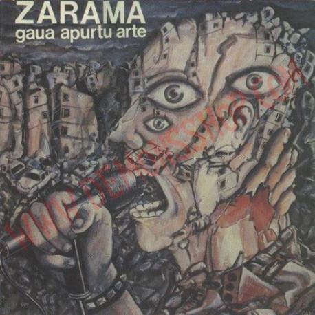 CD Zarama - Gaua apurtu arte