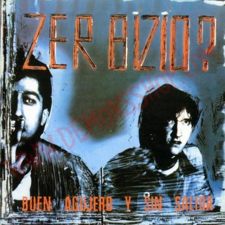 CD Zer bizio - buen agujero y sin salida