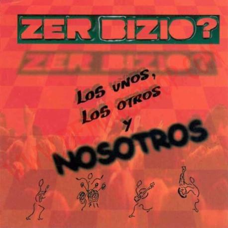 CD Zer bizio - los unos los otros y nosotros
