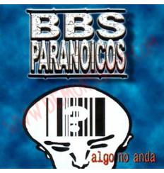 CD BBS Paranoicos - Algo no anda
