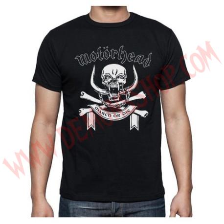 Camiseta MC Motorhead