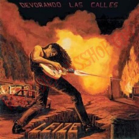 CD Leize - Devorando las calles