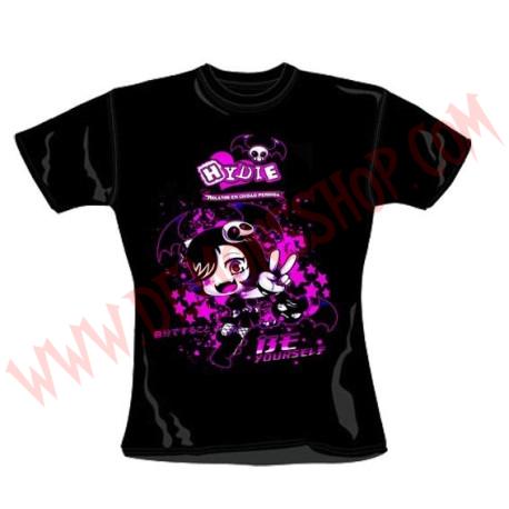 Camiseta Chica MC Hydie Fever