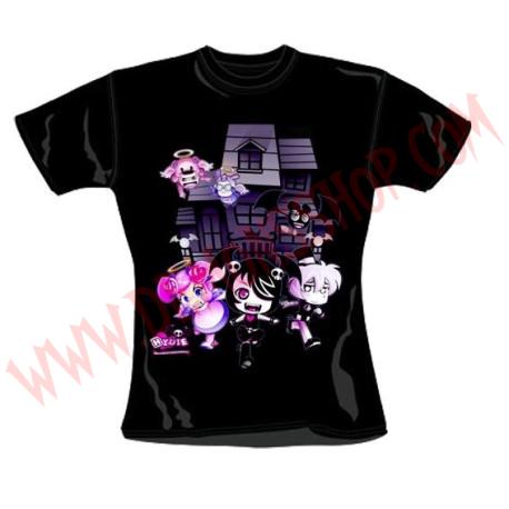 Camiseta Chica MC Hydie Pandilla