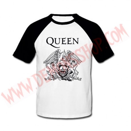 Camiseta Raglan MC Queen