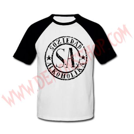 Camiseta Raglan MC S.A.