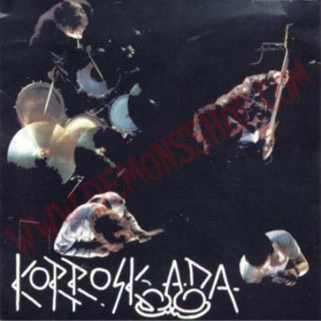 CD Korroskada - Por las buenas costumbres