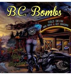 Vinilo LP B.C. Bombs - Bombs City Rockers