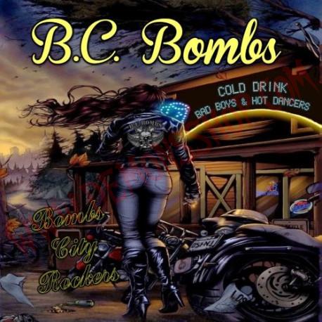 Vinilo B.C. Bombs - Bombs City Rockers