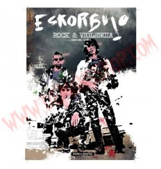 Libro Eskorbuto - Rock y Violencia La Novela Gráfica