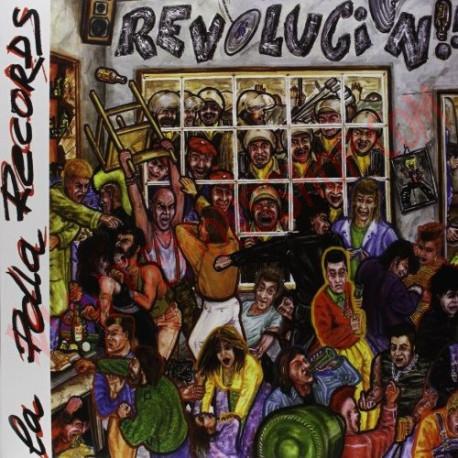Vinilo LP La Polla Records - Revolucion
