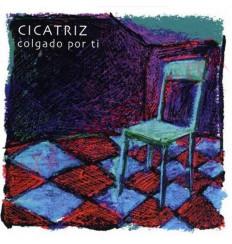 CD Cicatriz - Colgado por ti