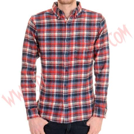 Camisa ML Brushed Flannel Cuadros Multi