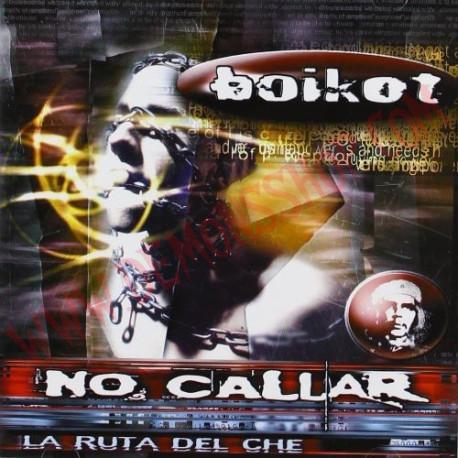 CD Boikot -No callar