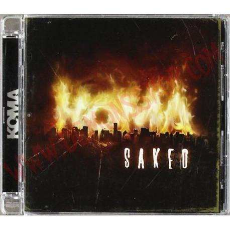 CD Koma - Sakeo