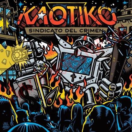 CD Kaotiko - Sindicato del crimen