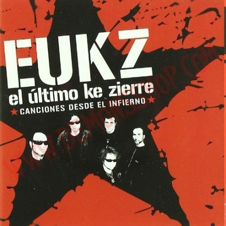 CD El Ultimo Ke Zierre - Canciones desde el infierno