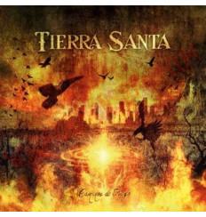 CD Tierra Santa - Caminos de fuego