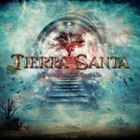 Vinilo LP Tierra Santa - Mi nombre sera leyenda