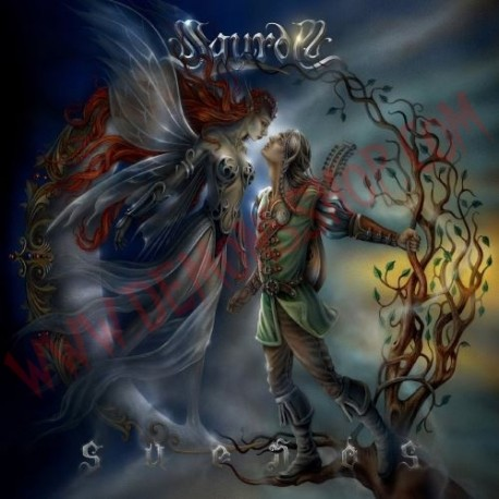CD Saurom - Sueños 2CD