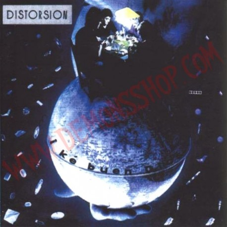 Vinilo LP Distorsion - Ke buen dios