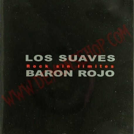 CD Los Suaves - Baron Rojo - Rock sin limites