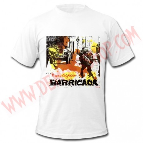 Camiseta MC Barricada