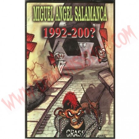 Comic Miguel Angel Salamanca 1992 - 200?