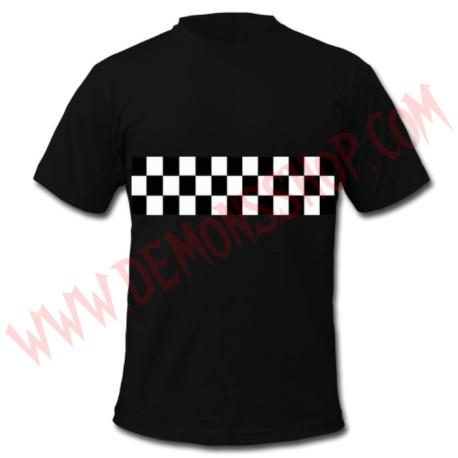 Camiseta MC SKA Damero