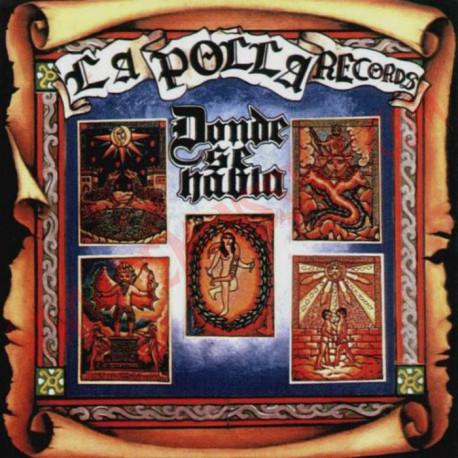 CD La Polla - Donde se habla