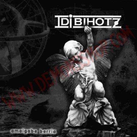 CD Idi Bihotz - Amaigabe berria
