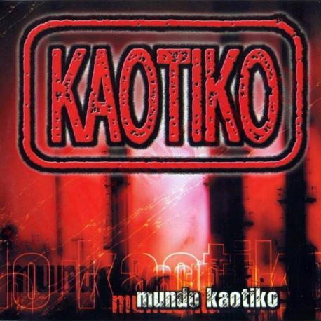 CD Kaotiko - Mundo kaotiko