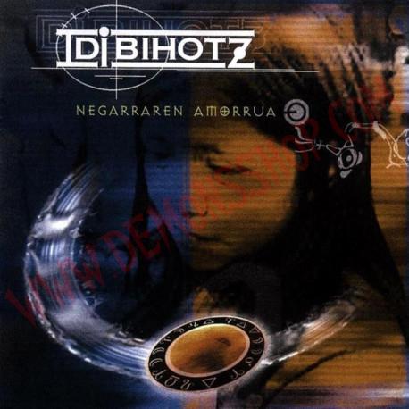CD Idi Bihotz - Negarraren Amorrua