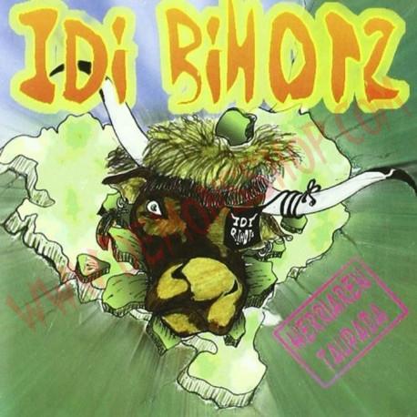 CD Idi Bihotz - Herriaren Taupada