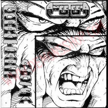 CD Antestesia - Gorrotoaren Ahotsa