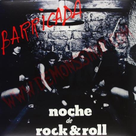 Vinilo LP Barricada - Noche de rock & roll