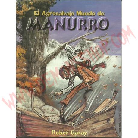 Comic El agrosalvaje mundo de Manurro