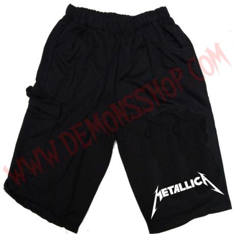 Bermuda Metallica (Blanca)