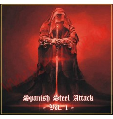 CD Spanish Steel Attack Vol 1