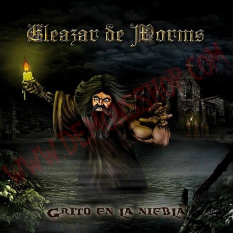 CD Eleazar De Worms - Grito En La Niebla