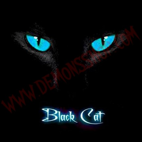 CD Black Cat - Sessions 16 91 EP