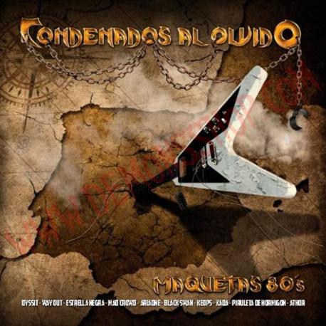 CD Condenados al Olvido 1