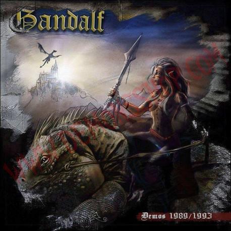 CD Gandalf - Demos 89-93