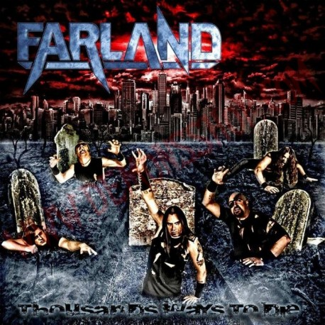 CD Farland - Thounsand ways to die