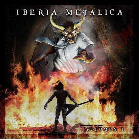 CD Iberia Metalica Vol. 1